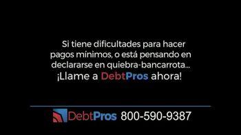DebtPros TV Spot, 'Reduce su deuda' [Spanish] - Thumbnail 4