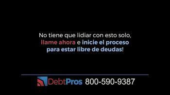 DebtPros TV Spot, 'Reduce su deuda' [Spanish] - Thumbnail 5