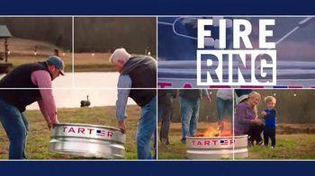 Tarter Fire Ring TV Spot, 'Keep the Campfire Going Longer'