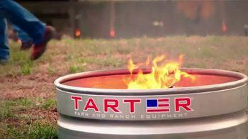 Tarter Fire Ring TV Spot, 'Keep the Campfire Going Longer' - Thumbnail 8