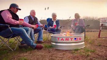 Tarter Fire Ring TV Spot, 'Keep the Campfire Going Longer' - Thumbnail 1