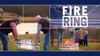 Tarter Fire Ring TV Spot, 'Keep the Campfire Going Longer'