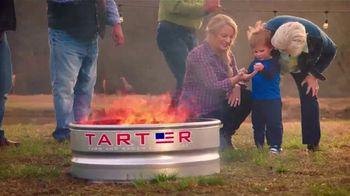 Tarter Fire Ring TV Spot, 'Keep the Campfire Going Longer' - Thumbnail 6