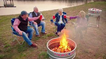 Tarter Fire Ring TV Spot, 'Keep the Campfire Going Longer' - Thumbnail 7
