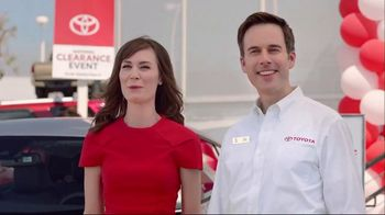 Toyota National Clearance Event TV Spot, 'Outtakes' - Thumbnail 6
