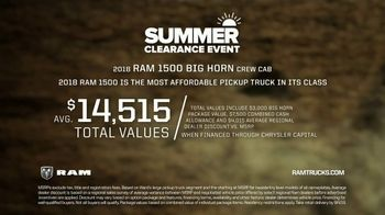 Ram Trucks Summer Clearance Event TV Spot, 'It's Simple: Capable' [T2] - Thumbnail 9