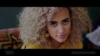 Erase the Hate TV Spot, 'Official Anthem' Feat. Timbaland, Princess Nokia - Thumbnail 1