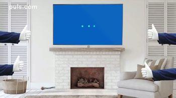 Puls TV Spot, 'Professional, Same-Day TV Mounting Service' - Thumbnail 6