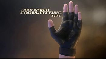 Copper Fit Compression Gloves TV Spot, 'Super Grip'