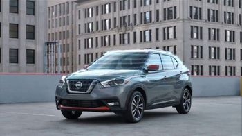 2018 Nissan Kicks TV Spot, 'Flex Your Tech' Song by Louis the Child, K.Flay [T1]