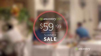 AncestryDNA Summer Sale TV Spot, 'A World of New Cultures' - Thumbnail 1