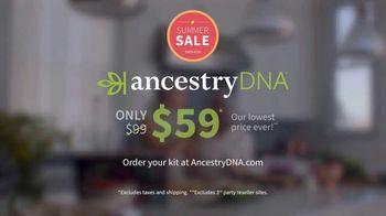 AncestryDNA Summer Sale TV Spot, 'A World of New Cultures' - Thumbnail 9