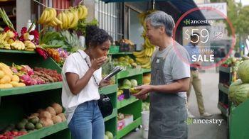 AncestryDNA Summer Sale TV Spot, 'A World of New Cultures' - Thumbnail 6