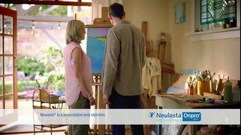 Neulasta Onpro TV Spot, 'Stay at Home: $5' - Thumbnail 6