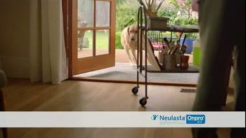 Neulasta Onpro TV Spot, 'Stay at Home: $5' - Thumbnail 8