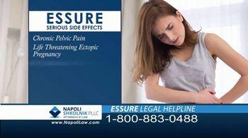 Napoli Shkolnik PLLC TV Spot, 'Essure Side Effects' - Thumbnail 6