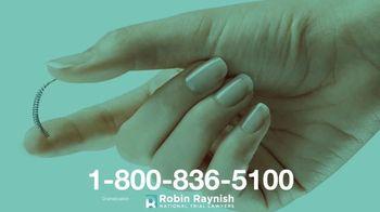 Robin Raynish Law TV Spot, 'Essure' - Thumbnail 1