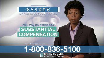 Robin Raynish Law TV Spot, 'Essure' - Thumbnail 8