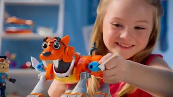 Rusty Rivets Tiger Bot TV Spot, 'Save the Day'