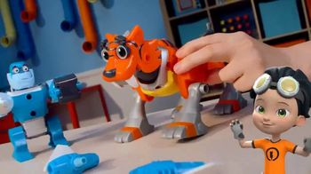 Rusty Rivets Tiger Bot TV Spot, 'Save the Day' - Thumbnail 3