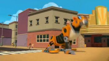 Rusty Rivets Tiger Bot TV Spot, 'Save the Day' - Thumbnail 8