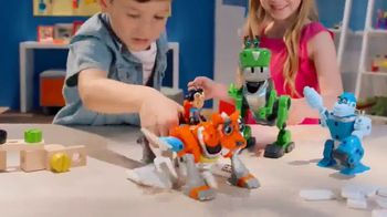 Rusty Rivets Tiger Bot TV Spot, 'Save the Day' - Thumbnail 9