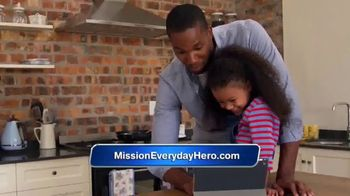 Pedigree and Nickelodeon Mission: Everyday Hero TV Spot, 'Above and Beyond' - Thumbnail 7