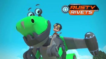 Rusty Rivets Botasaur TV Spot, 'Go Get 'Em' - Thumbnail 2