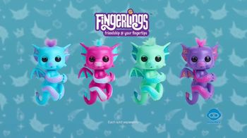 Fingerlings Dragons TV Spot, 'The Hottest Things' - Thumbnail 9