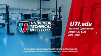 Universal Technical Institute TV Spot, 'The Door Is Open' - Thumbnail 9