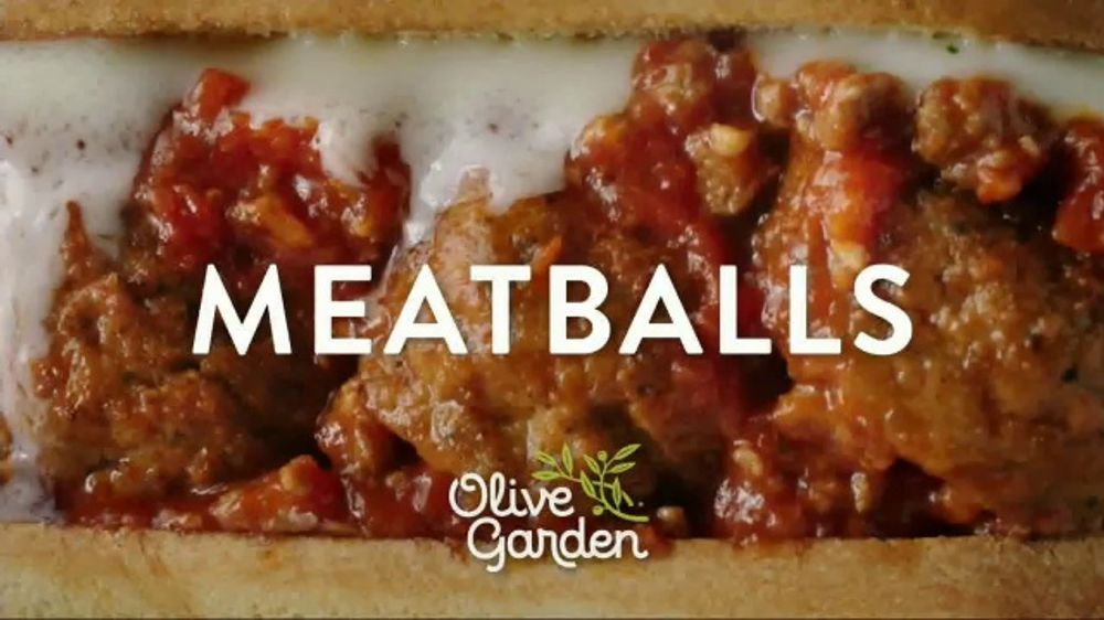 olive garden lunch duos tv commercial meatballs ispottv - Olive Garden Lunch Duos