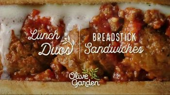 Olive Garden Lunch Duos TV Spot, 'Meatballs' - Thumbnail 10