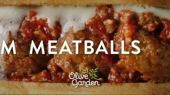 Olive Garden Lunch Duos TV Spot, 'Meatballs' - Thumbnail 6