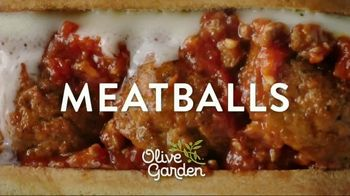 Olive Garden Lunch Duos TV Spot, 'Meatballs' - Thumbnail 7