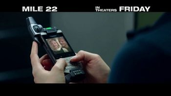 Mile 22 - Alternate Trailer 23