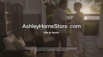 Ashley HomeStore Labor Day Sale TV Spot, 'Outdoor' - Thumbnail 8