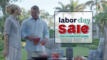 Ashley HomeStore Labor Day Sale TV Spot, 'Outdoor' - Thumbnail 2