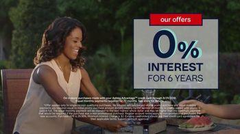 Ashley HomeStore Labor Day Sale TV Spot, 'Outdoor' - Thumbnail 4