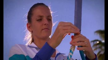 Tourna Grip TV Spot, 'Important Things' Featuring Karolina Pliskova