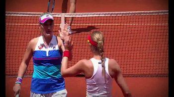 WTA (Women's Tennis Association) TV Spot, 'Breathtaking Pace' - 9 commercial airings