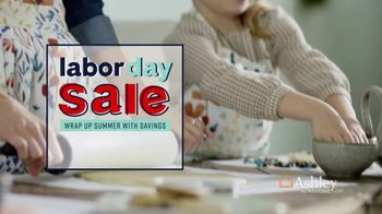 Ashley HomeStore Labor Day Sale TV Spot, 'Extended: Urbanology' - Thumbnail 2