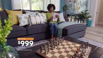 Ashley HomeStore Labor Day Sale TV Spot, 'Extended: Urbanology' - Thumbnail 9