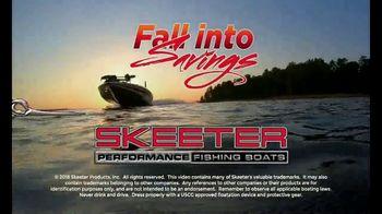 Skeeter Boats TV Fall into Savings TV Spot, 'Set the Standard' - Thumbnail 8