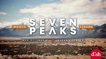 Dish Network TV Spot, 'Seven Peaks '18' Featuring Dierks Bentley - Thumbnail 2