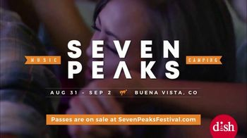 Dish Network TV Spot, 'Seven Peaks '18' Featuring Dierks Bentley - Thumbnail 6