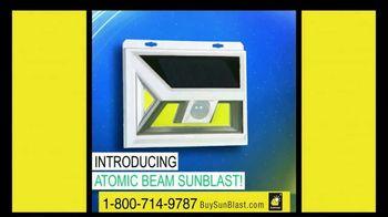 Atomic Beam SunBlast TV Spot, 'Motion-Activated' - Thumbnail 2