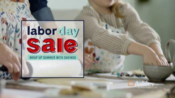 Ashley HomeStore Labor Day Sale TV Spot, 'Extended: One Final Week' - Thumbnail 2