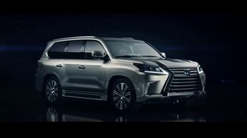 Lexus Golden Opportunity Sales Event TV Spot, 'Higher Standard' [T1] - Thumbnail 5