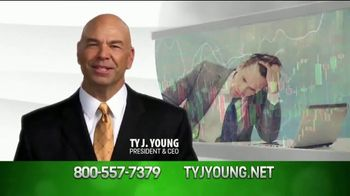 Ty J. Young TV Spot, 'Never Lose Money'