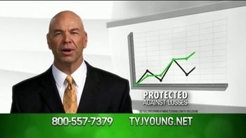 Ty J. Young TV Spot, 'Never Lose Money' - Thumbnail 4
